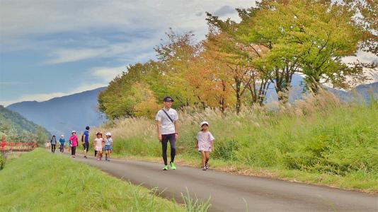 23日は「八色の森健康ウォーキング」が開催されました_c0336902_20400246.jpg