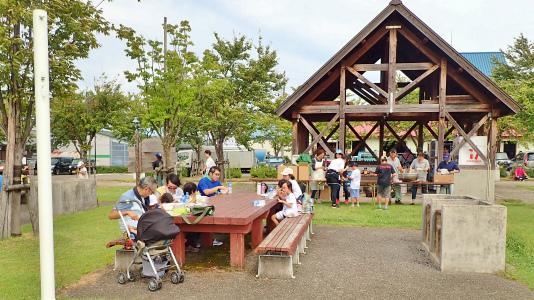 23日は「八色の森健康ウォーキング」が開催されました_c0336902_20413616.jpg