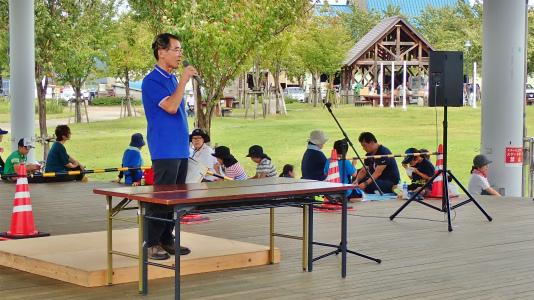 23日は「八色の森健康ウォーキング」が開催されました_c0336902_20555969.jpg