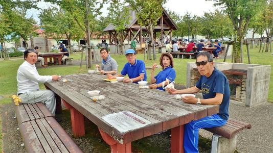 23日は「八色の森健康ウォーキング」が開催されました_c0336902_20560521.jpg