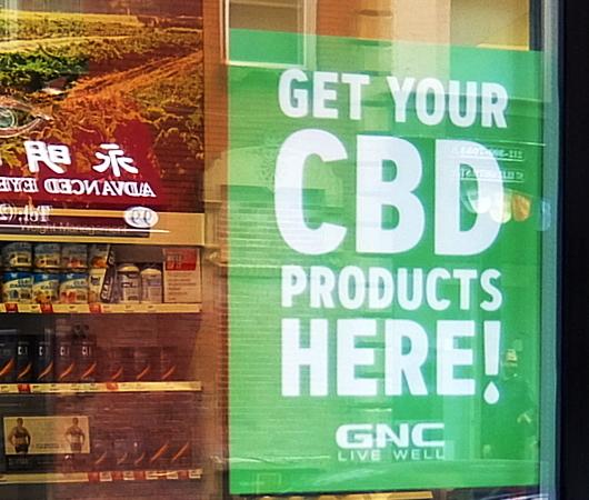 大手全米チェーンのためGNCでは、CBD製品は限定的、様子見か?_b0007805_04451834.jpg