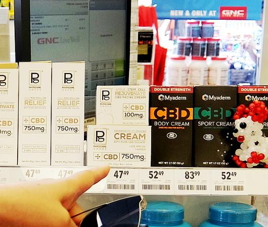 大手全米チェーンのためGNCでは、CBD製品は限定的、様子見か?_b0007805_04562573.jpg
