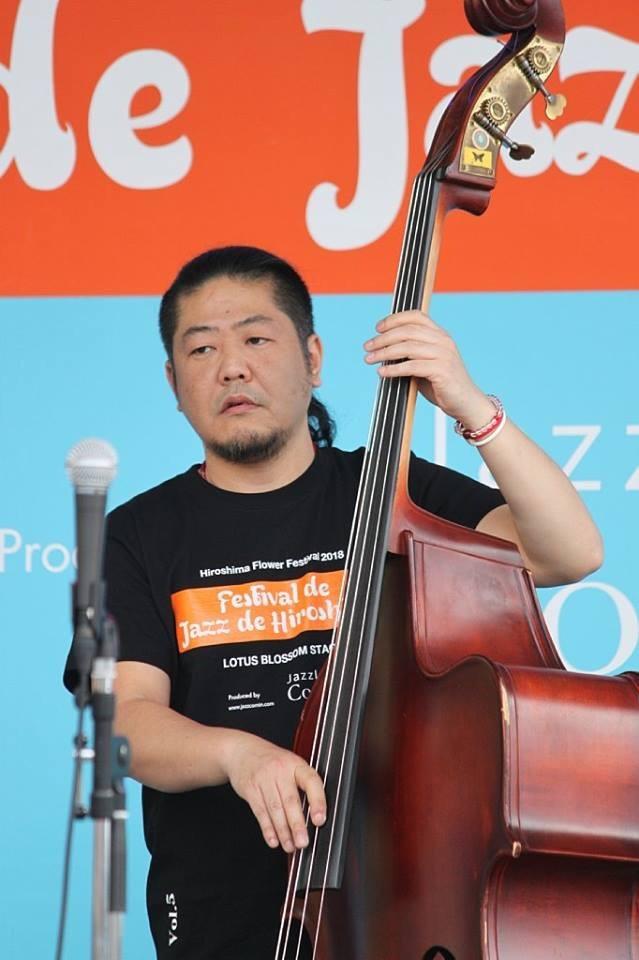 広島 ジャズライブ カミン Jazzlive Comin 9月27日金曜日のライブ_b0115606_12022164.jpeg