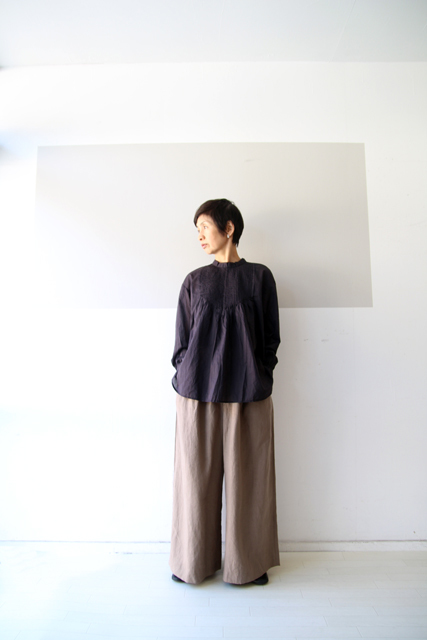 Sumikuroのブラウス_f0215708_14100856.jpg