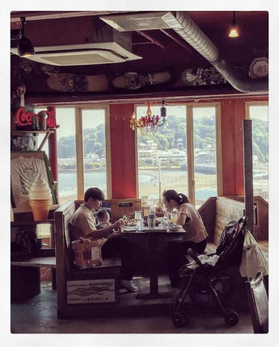 """江の島CurryDiner OPPA-LAが自信を持って贈る\"""" the 7hours \"""" 後半幕開けは10.19 関西から世界に認められたGr○un土🍀_d0106911_02130492.jpg"""