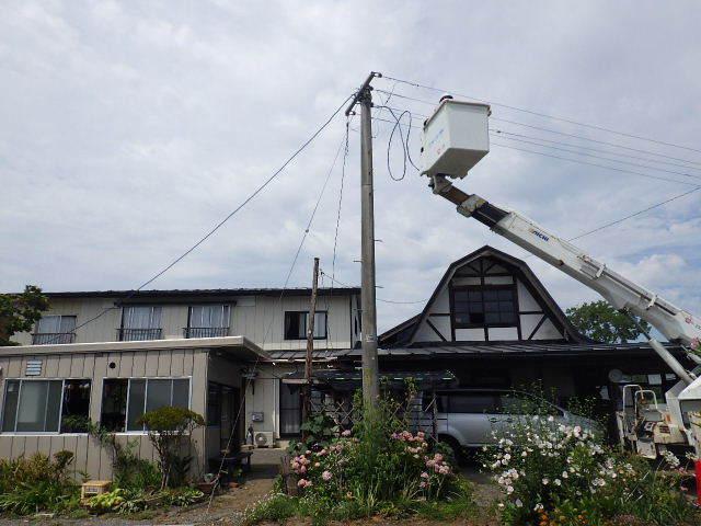 矢巾 田園の中の家 完成へ!_f0105112_04381315.jpg