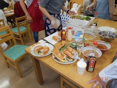 水曜日夜永和教室 2019年9月22日(日)「料理教室開催」_e0175020_11371608.jpg