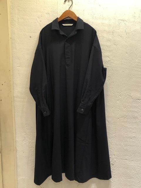 GRANDMA MAMA DAUGHTER   Wide flare shirt dress_a0222424_21363759.jpg