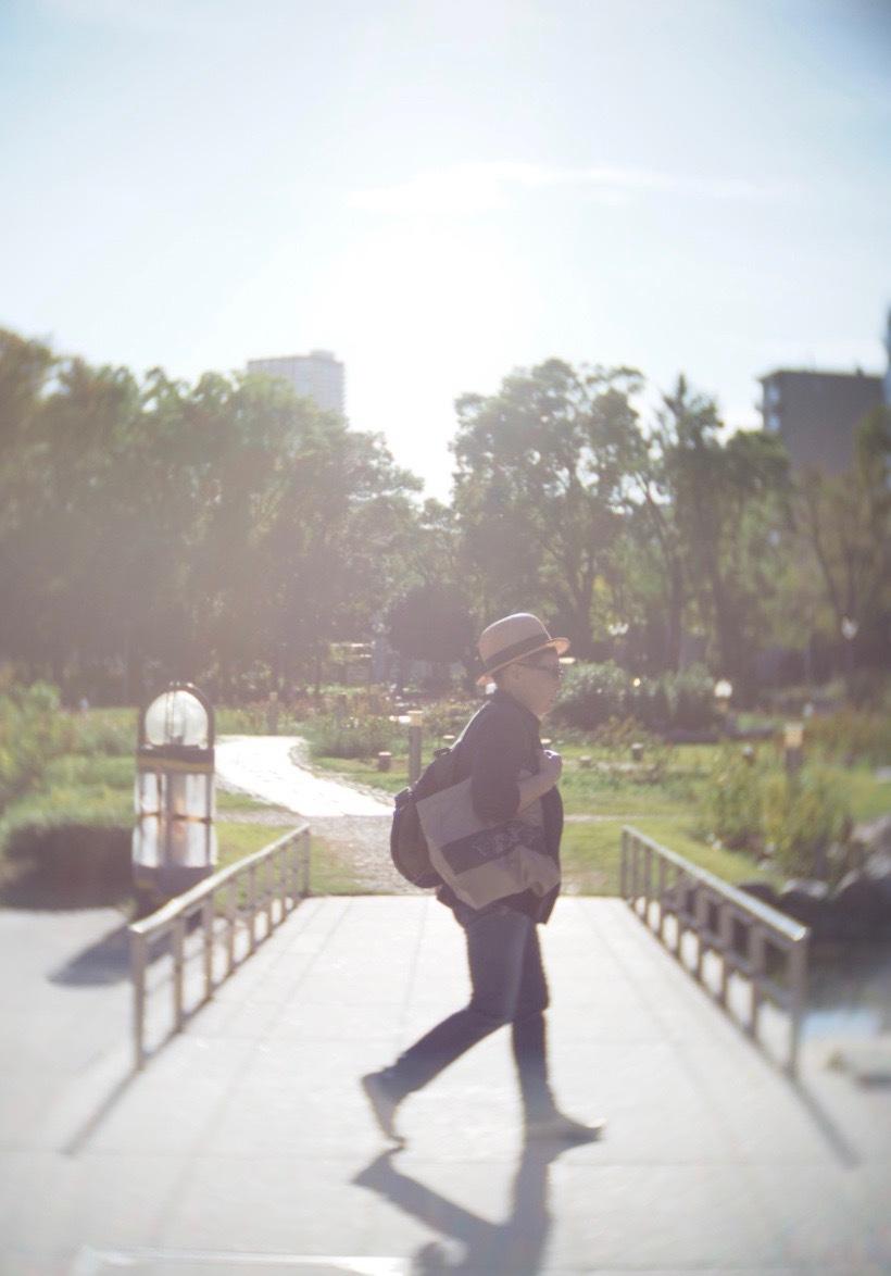 靱公園をグルグルレンズでさんぽ_f0135940_16511925.jpg