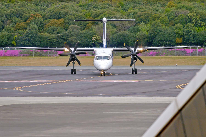 9完.初めてのプロペラ機(熊本-伊丹空港)_d0238245_10121249.jpg