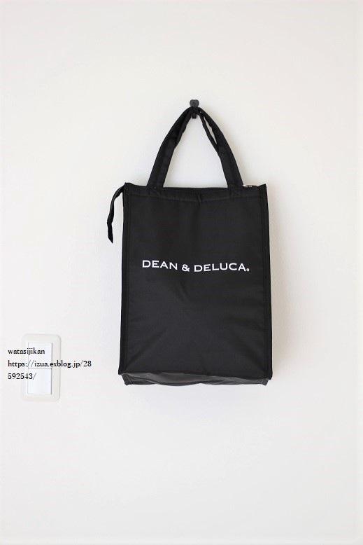 DEAN & DELUCAのショッピングバッグ、クーラーバッグで暮らしやすく_e0214646_20542814.jpg