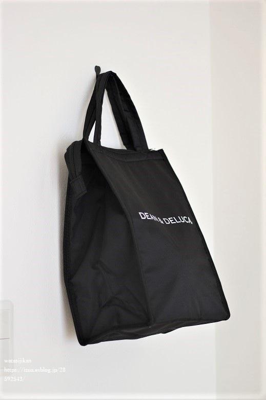 DEAN & DELUCAのショッピングバッグ、クーラーバッグで暮らしやすく_e0214646_20544034.jpg