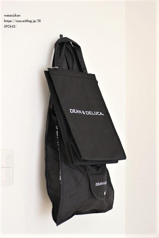 DEAN & DELUCAのショッピングバッグ、クーラーバッグで暮らしやすく_e0214646_20554607.jpg