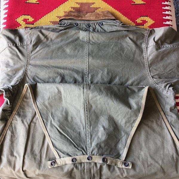 HINSON Hunting Jacket_c0146178_16033573.jpg