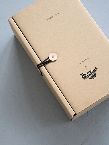 Hender Scheme manual industrial products 21 × Dr. Martens_b0139281_14513013.jpg