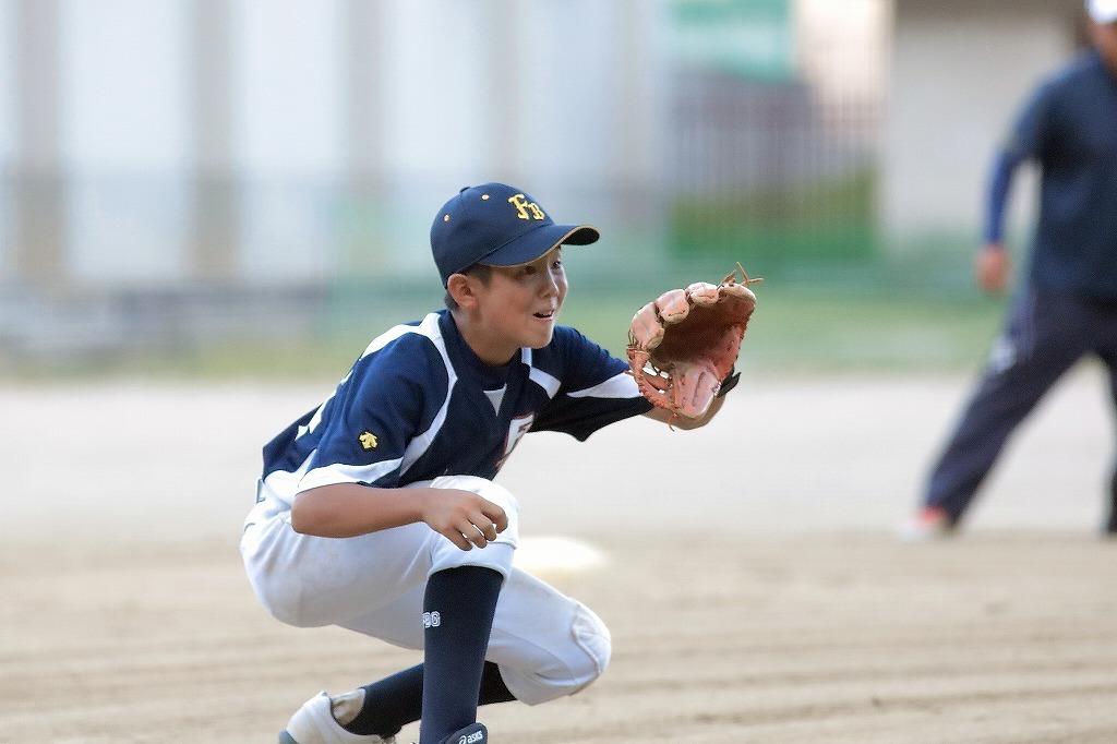 練習試合 vs龍野ボーイズ12_a0170082_07421316.jpg