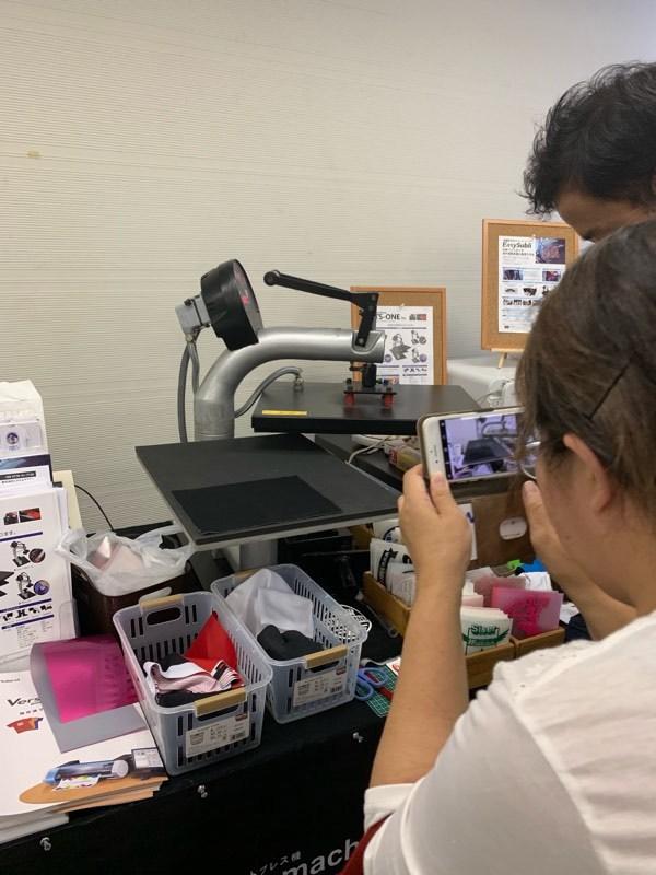 中日本ジューキさんの展示会へお邪魔しました☆_a0370893_20562389.jpeg
