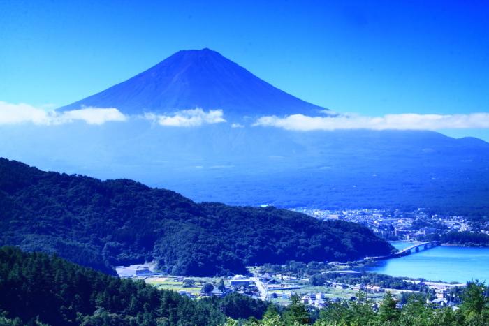 令和元年9月の富士(25)河口浅間神社の鳥居と富士_e0344396_16565663.jpg