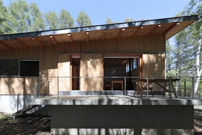 八ヶ岳の家、写真が届きました。_a0122098_16105770.jpg