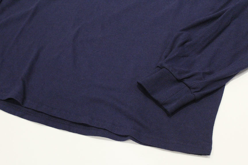 """THE FABRIC (ザ・ファブリック) \"""" SP \' THINK \' L/S TEE \"""" Exclusive_b0122806_12472310.jpg"""