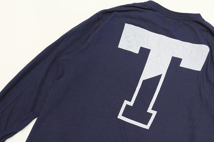 """THE FABRIC (ザ・ファブリック) \"""" SP \' THINK \' L/S TEE \"""" Exclusive_b0122806_12472857.jpg"""