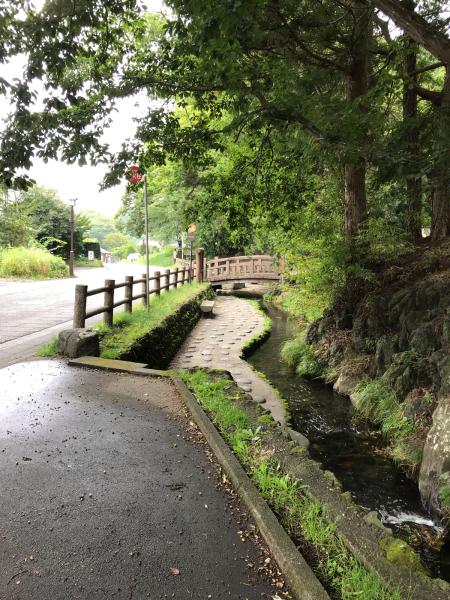 軽井沢の旅 その5 @信濃追分_b0157216_17432978.jpg