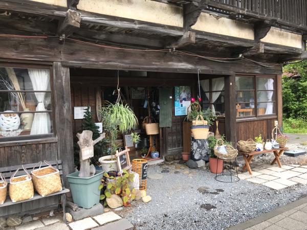 軽井沢の旅 その5 @信濃追分_b0157216_17492576.jpg