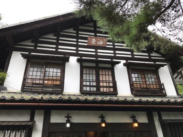 軽井沢の旅 その5 @信濃追分_b0157216_17524188.jpg