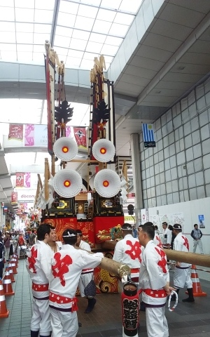 祭りアイランド九州2019秋_e0184224_15293017.jpg