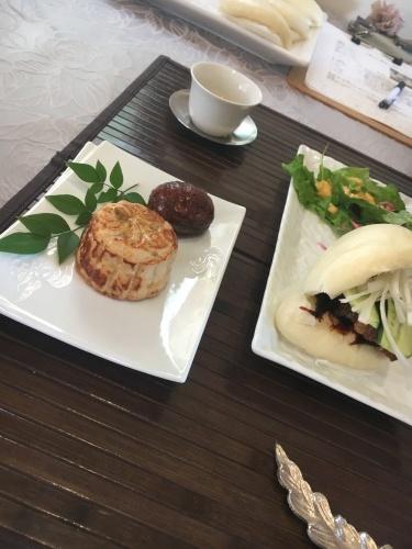 中華パンと月餅🥮_b0346442_23543627.jpeg