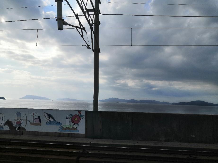 久しぶりに四国上陸~☆車窓からの景色を楽しみつつ~♪_a0004752_13153114.jpg