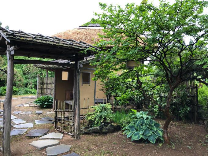 庭園、エコフェスタ、クニマス未来館、旧池田氏庭園_b0093660_14061150.jpg