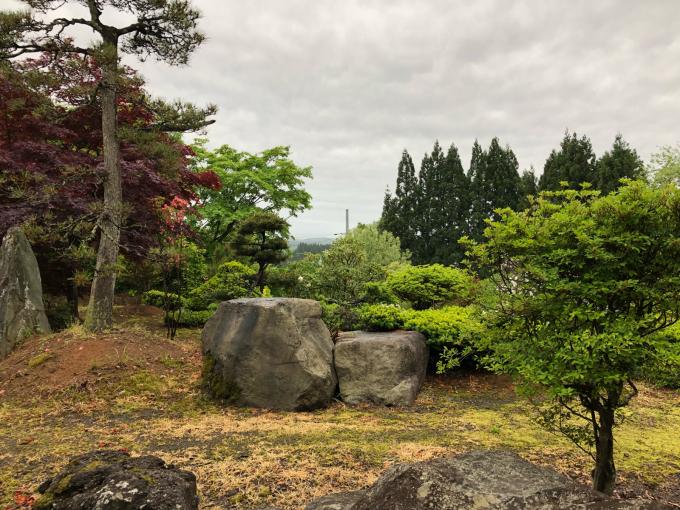庭園、エコフェスタ、クニマス未来館、旧池田氏庭園_b0093660_14083047.jpg