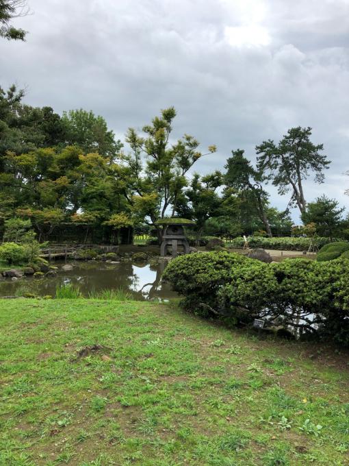 庭園、エコフェスタ、クニマス未来館、旧池田氏庭園_b0093660_15013133.jpg