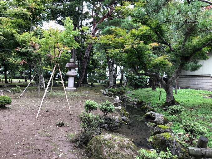 庭園、エコフェスタ、クニマス未来館、旧池田氏庭園_b0093660_15013535.jpg