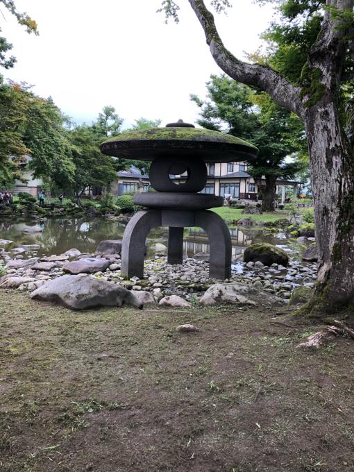 庭園、エコフェスタ、クニマス未来館、旧池田氏庭園_b0093660_15034441.jpg