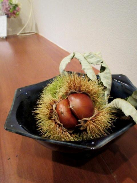 Cafe Patra/カフェパトラ * 9月のぶどうのパフェと栗のロールケーキ♪_f0236260_22205040.jpg