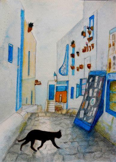 '19,9,28(土)「チェニスの黒猫」と散歩!_f0060461_11053883.jpg