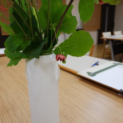 オークリーフ(絵画教室の花5)_f0049672_18180737.jpg