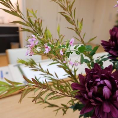 オークリーフ(絵画教室の花5)_f0049672_18181948.jpg