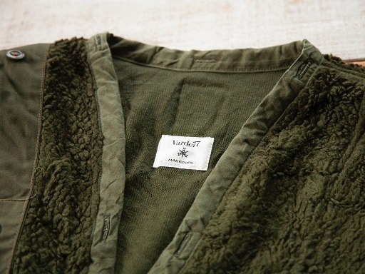 """LINER&LINER INCOMPATIBILITY CARDIGAN\""_d0160378_22014093.jpg"