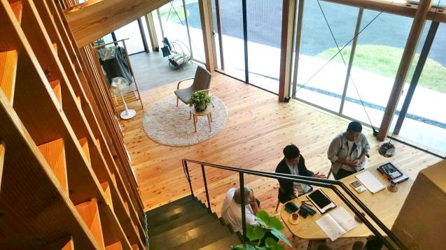 『OPEN HOUSE』 ~木もれびの家~_f0147585_17192459.jpg