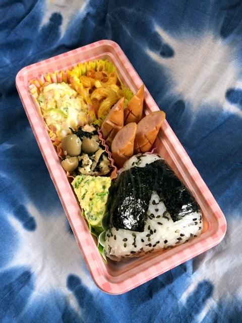 Saturday Lunch Boxes &  ❤ピアソン初孫ちゃんが来たっ❤_b0376788_14283463.jpg