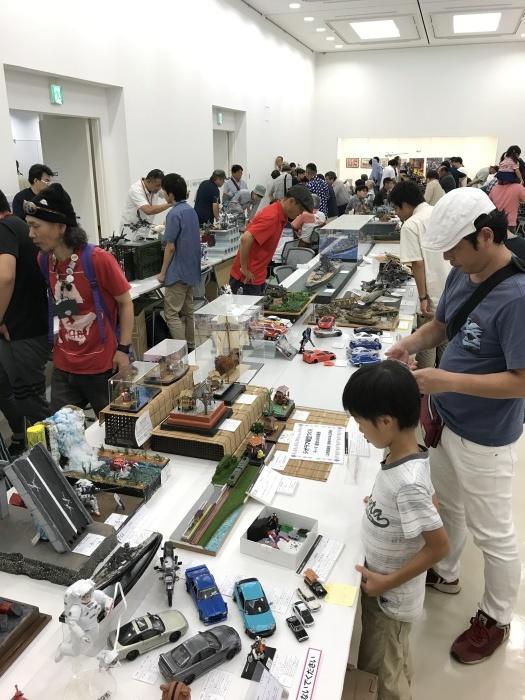 みやざき模型ショー2019 2日目 ミニ四駆大会_f0141903_16103312.jpg