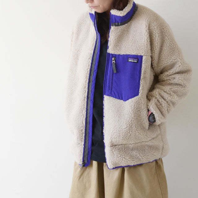 Patagonia [パタゴニア正規販売店] Kids\' Retro-X Jacket [65625] キッズ・レトロX・ジャケット_f0051306_18252010.jpg