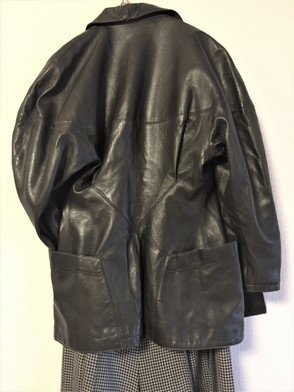 Alaia leather Jacket_f0144612_06450216.jpg