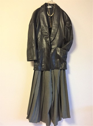 Alaia leather Jacket_f0144612_06450276.jpg