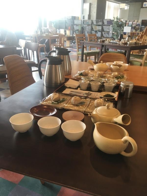 日本茶ワークショップ 7thカフェ_b0220318_23484974.jpg