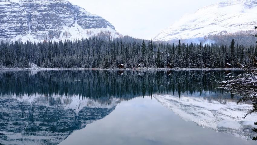 雪景色も素晴らしいレイクオハラ、神秘的な風景を求めて!!_d0112928_13065657.jpg