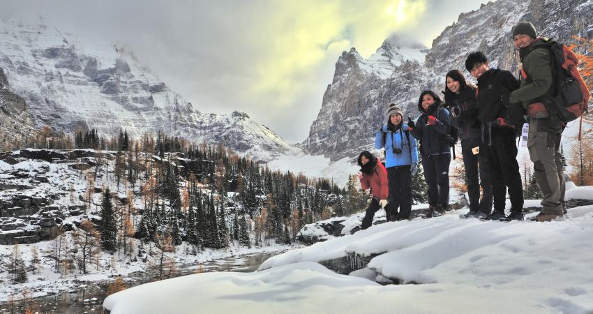 雪景色も素晴らしいレイクオハラ、神秘的な風景を求めて!!_d0112928_14341574.jpg